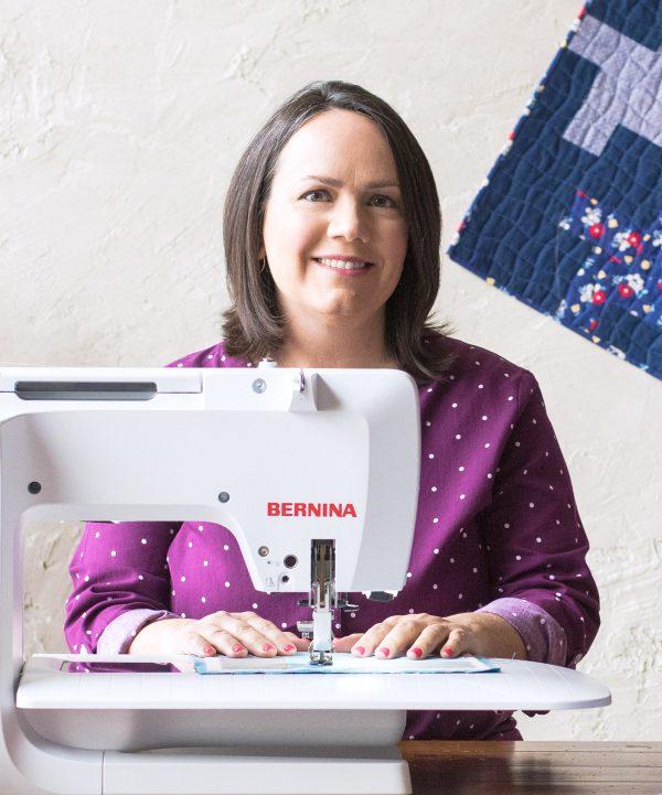 Christa Watson, BERNINA Ambassador