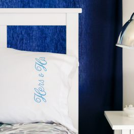 Monogrammed Pillowcases
