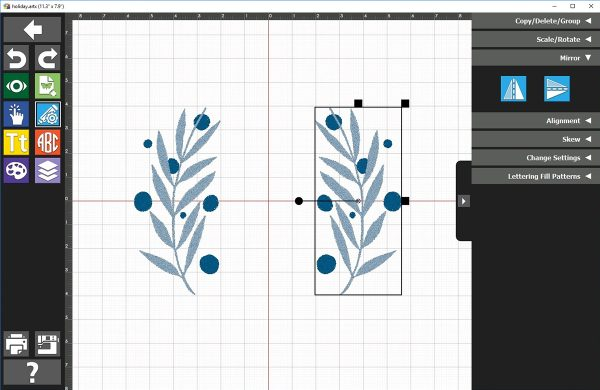Holiday Banner Tutorial - Deck The Halls