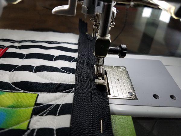 Stitch Zipper
