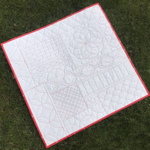 BERNINA Rulerwork Quilt-along