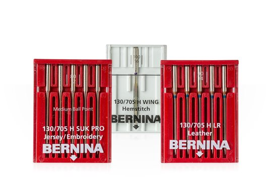 Win an assortment of BERNINA needles!