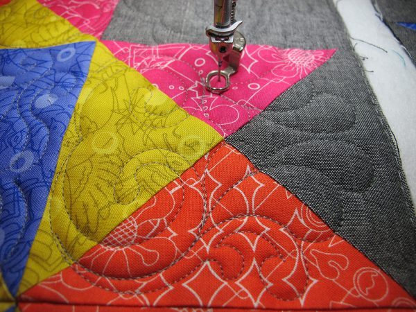 quilting the blog
