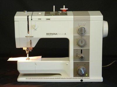 My First Bernina …930 Record