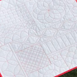 BERNINA Rulerwork Quilt-along Part