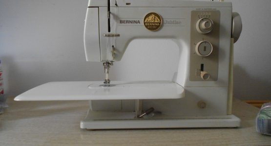 My First Bernina is still my Sewing machine today!