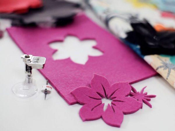 DesignWorks Update, BERNINA CutWork Tool