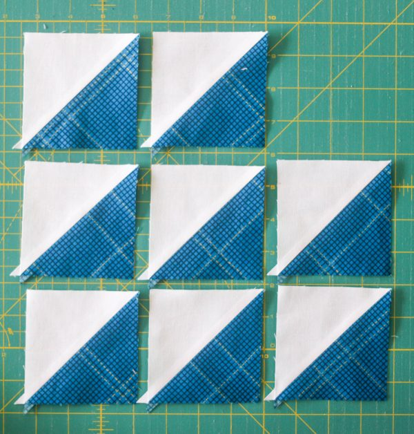 Perfect HST Templates by Lee Heinrich of Freshly Pieced