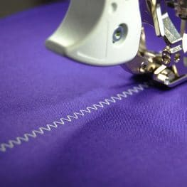 3 ways to use a zigzag stitch