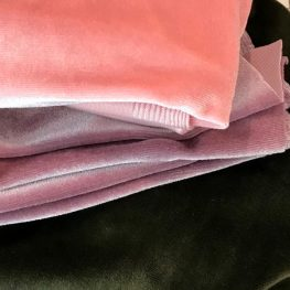 Tips for Sewing with Velvet