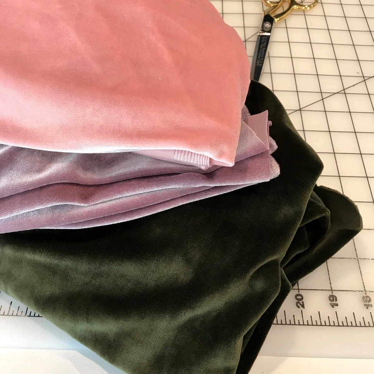 Tips for Sewing With Velvet | WeAllSew