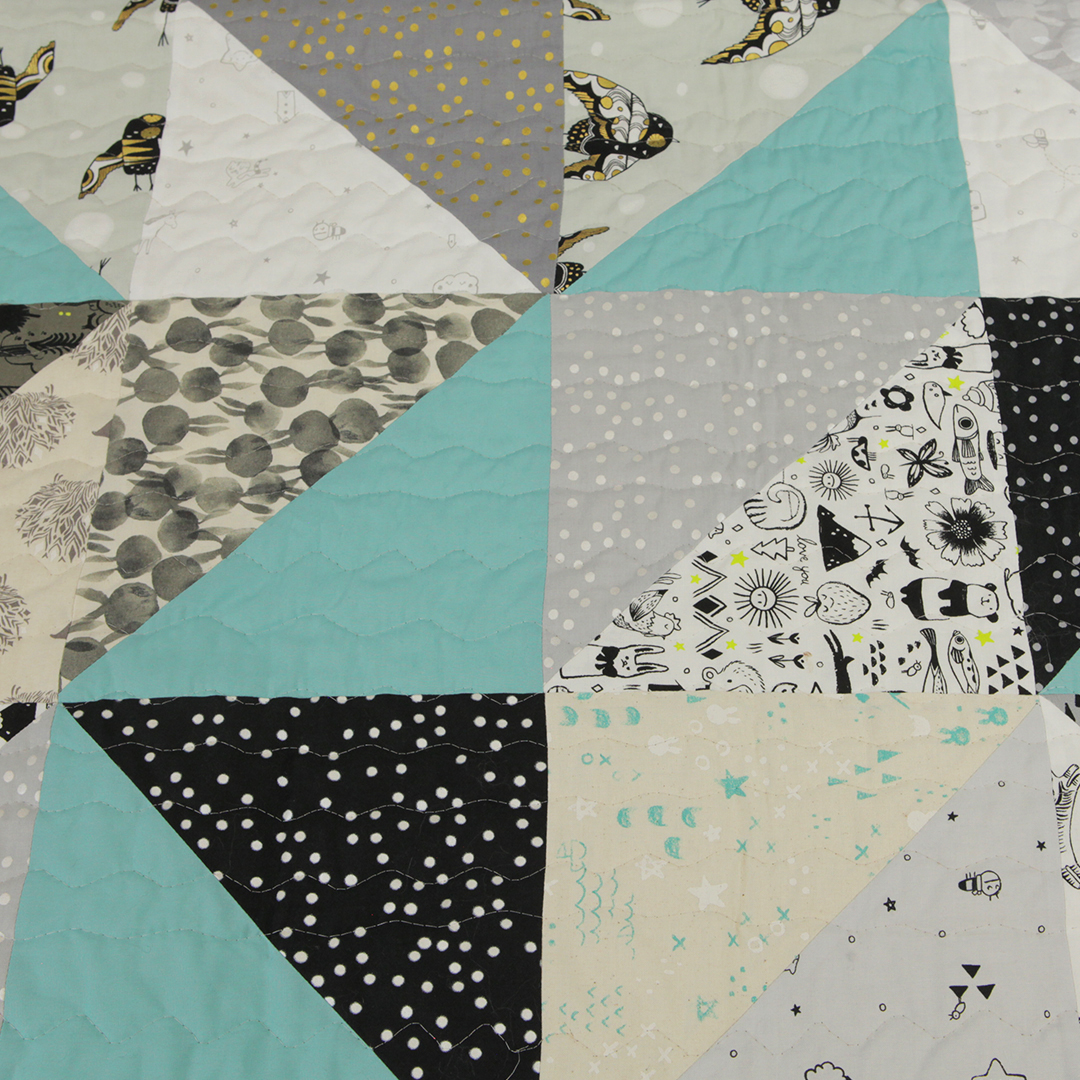 Quilting with the Walking Foot | WeAllSew