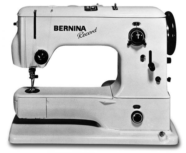 The first BERNINA 530