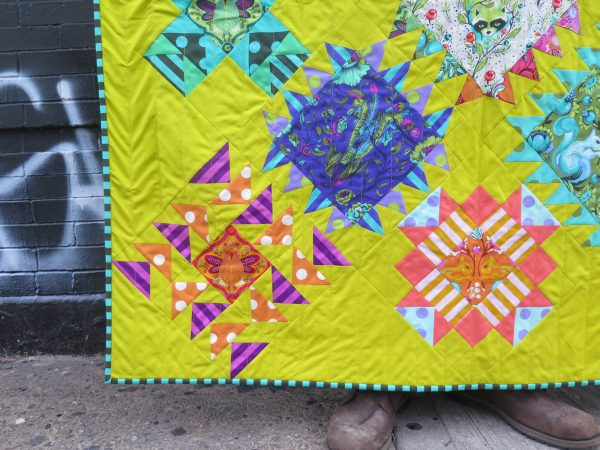 All Star Quilt Along Block 1 Weallsew