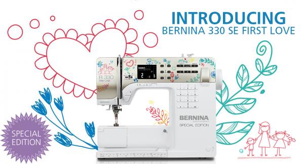 B 330 SE First Love Intro