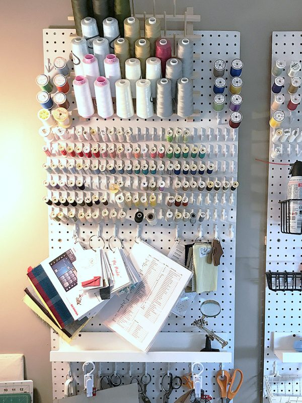 Clever sewing organization tips