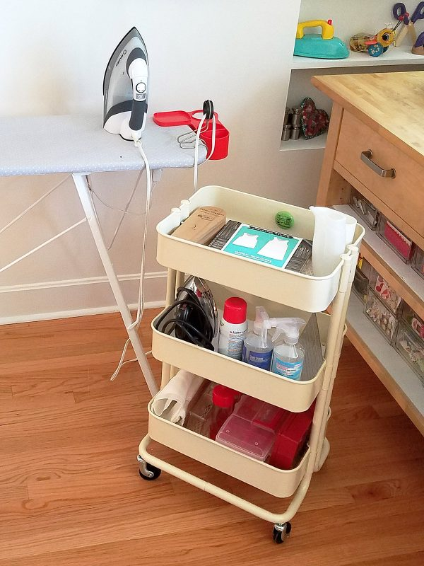 Creative sewing organization tips