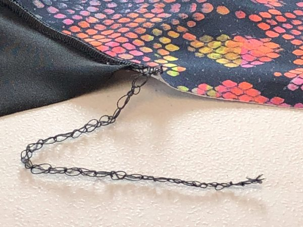 How to Sew a Flatlock Stitch