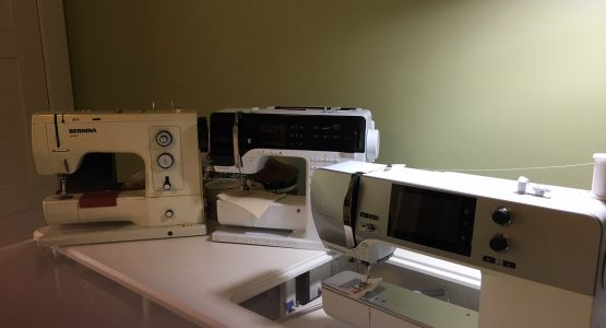 A Well Traveled Bernina 830