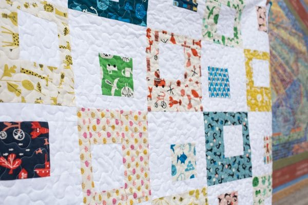 A Spectacle Quilt Pattern For Project Linus Weallsew