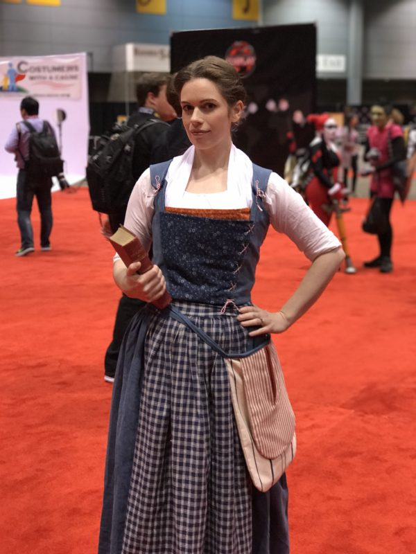 Lunar Rose Belle at C2E2 in Chicago