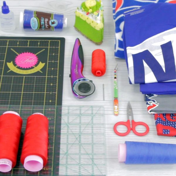 T-Shirt Quilt - Tools