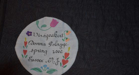 Viragoskert (flower garden in Hungarian)