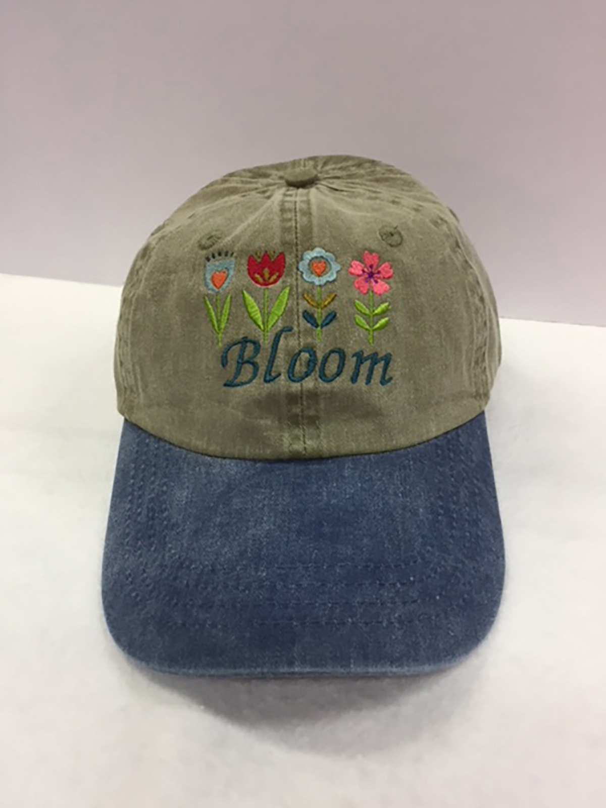Hat Embroidery Weallsew