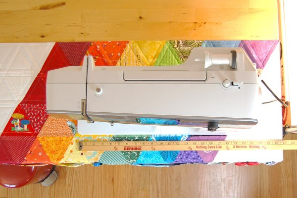 Sewing machine dust cover tutorial