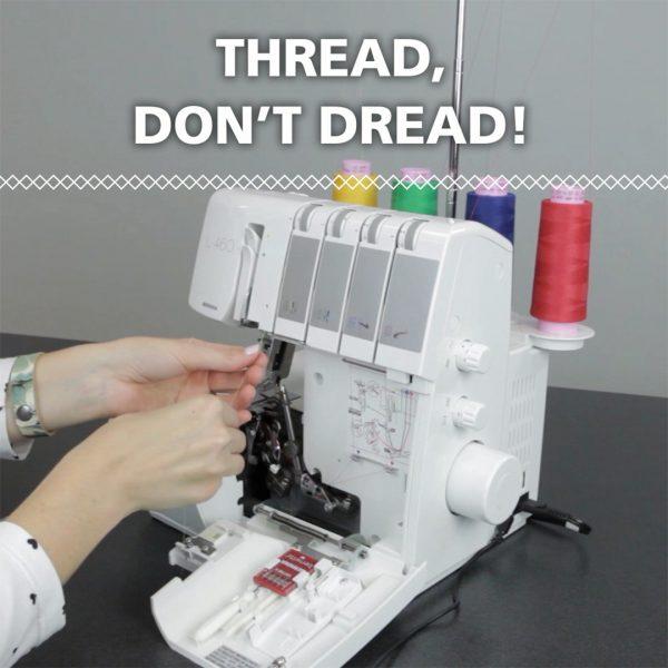 How to Thread an Overlocker
