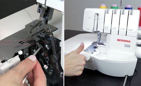 How to Thread an Overlocker