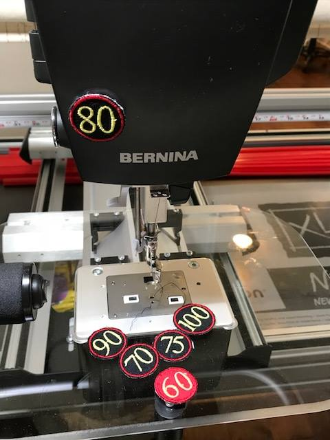 """Creating a """"Needle Minder"""" for a Q-Series Machine"""