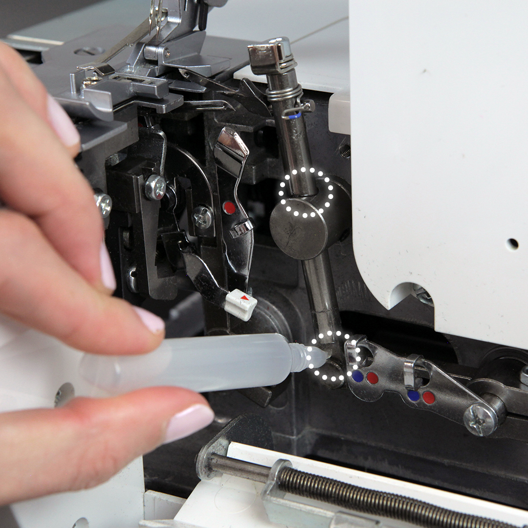 Overlocker Care and Cleaning Tips | WeAllSew