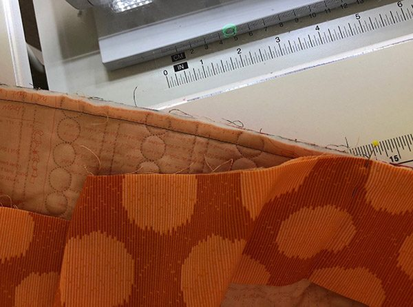 Quilt bias binding tips
