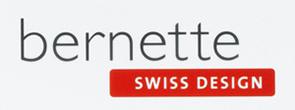 bernette swiss design logo