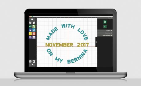Quilt Label Tutorial with Toolbox Software