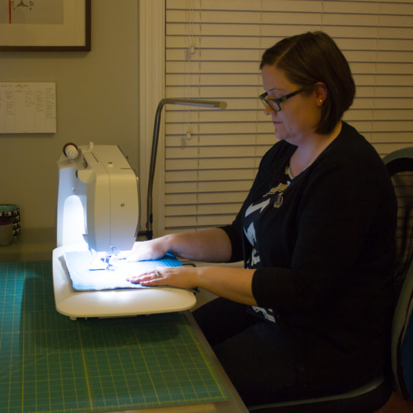 Sewing room lighting tips