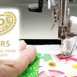 Anniversary Series BERNINA Stitch Regulator