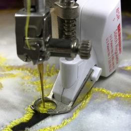 BERNINA Stitch Regulator tips and techniques