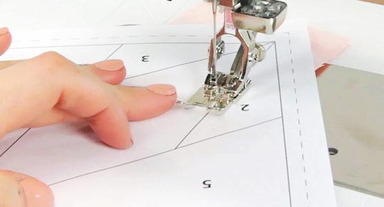 Beginner Paper Piecing