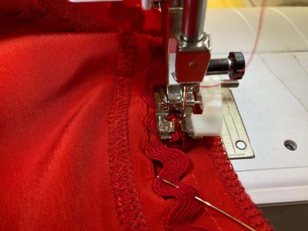 Floating Rickrack Trim Tutorial 1200 x 800 BERNINA WeAllSew Blog - Erica Bunker