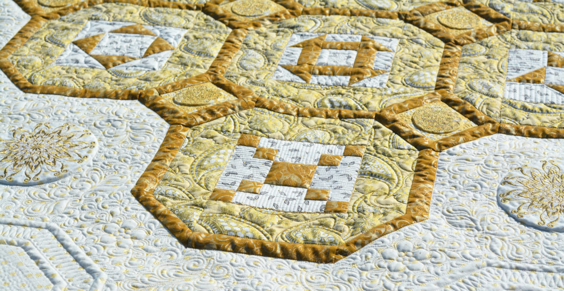 BERNINA 125th Anniversary Quilt-along with Amanda Murphy