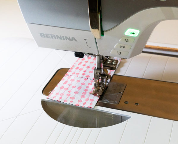 BERNINA 1/4 inch seams