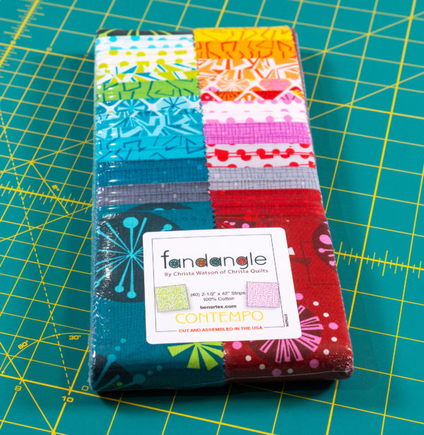 Fandangle Fabric by Christa Watson for Benartex