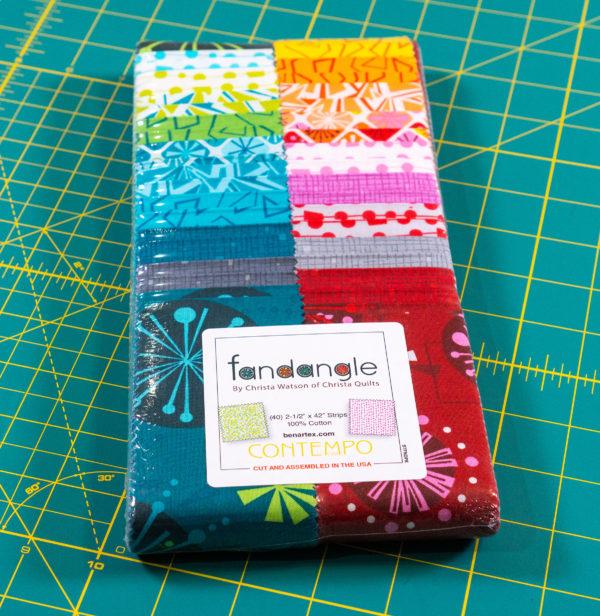 Fandangle Fabric by Christa Watson for Benartex