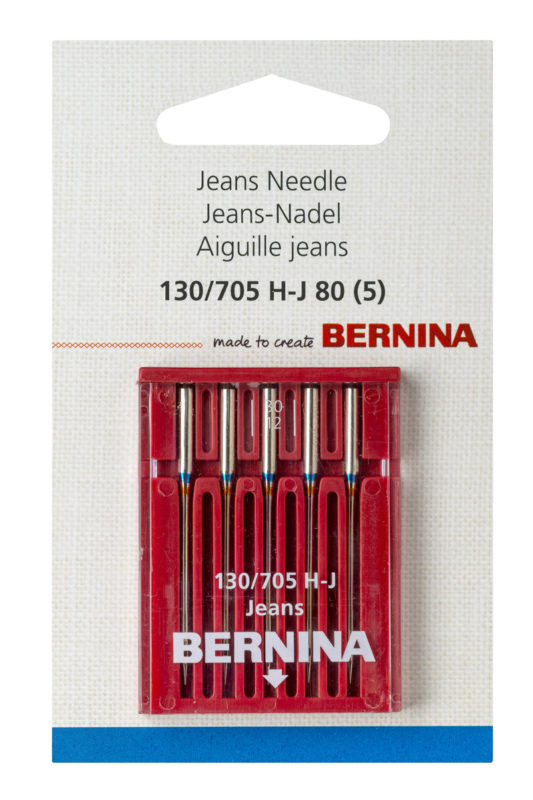 Heavy Duty Sewing- jeans needles
