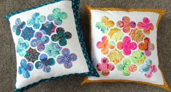 Bed Pillow Covers 2