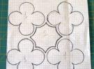 Mosaic tile block (4)