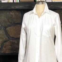 Classic Button Up Shirt Sew Along at WeAllSew