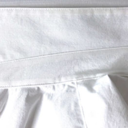 Classic button-up shirt tutorial at WeAllSew